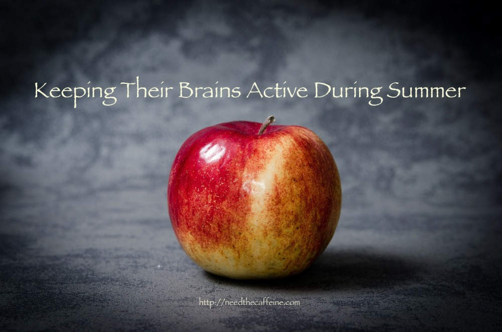 Keeping Brains Active During Summer - Heading