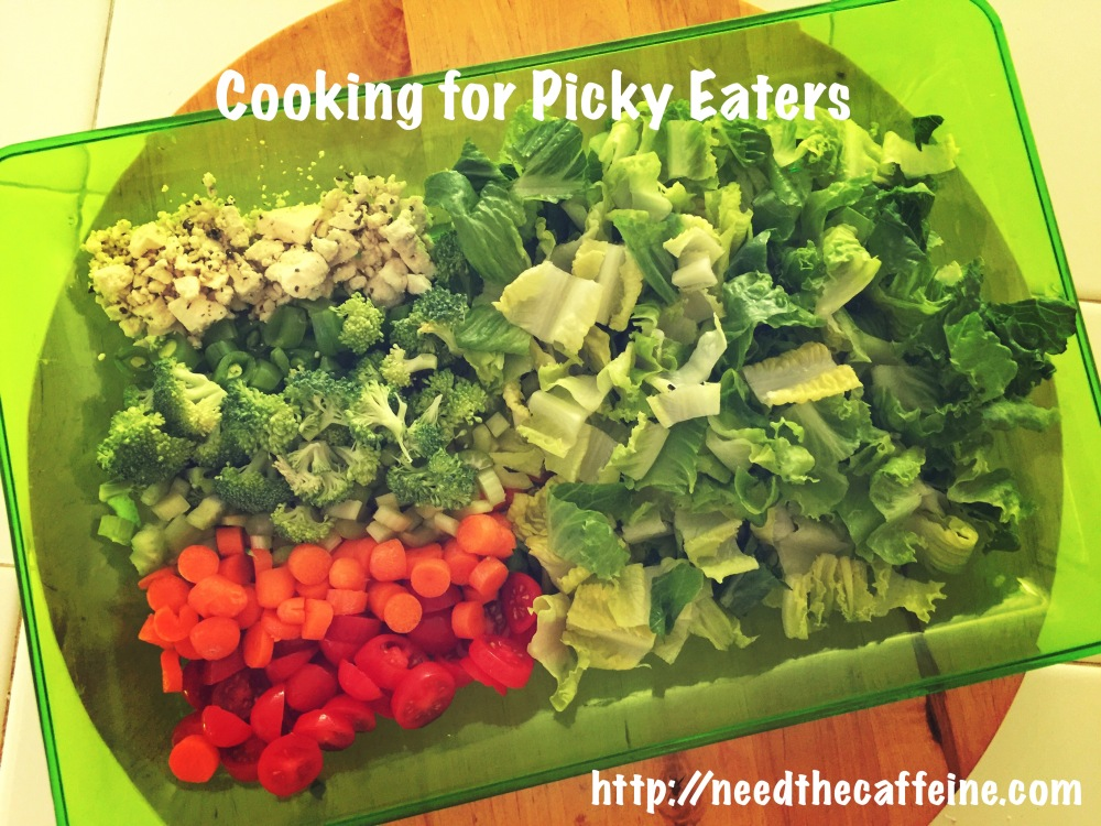 Picky Eater Salad